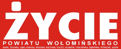 Logo Życia Powiatu Wołomińskiego
